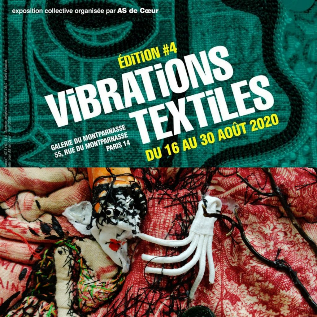 VIBRATIONS TEXTILES
